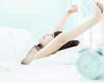 學會呼吸,就能改善睡眠質量。(Shutterstock)
