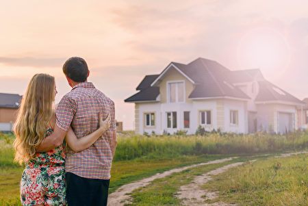 买房是人生大事。在湾区步步上涨的情势下,哪些社区才是理想选择?(Shutterstock)