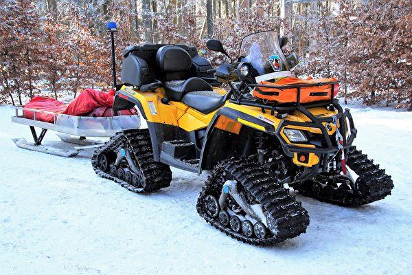 本週末,密西沙加將舉行世界最大型雪地摩托及運動型車展。(pixabay)