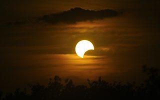 日食奇观。(Pixabay CC0 1.0)