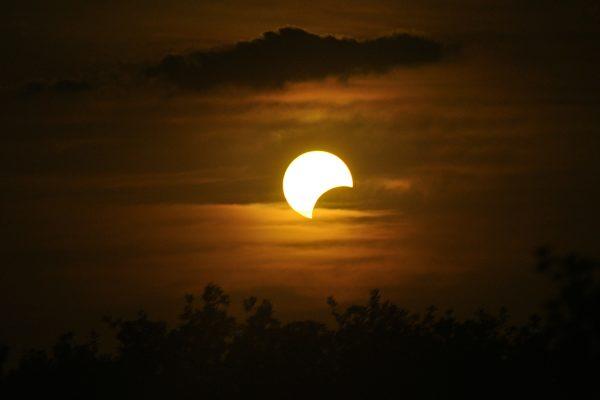 日食奇觀。(Pixabay CC0 1.0)