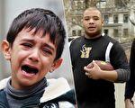 5岁男童遭到霸凌不愿上学,16岁的橄榄球员用超酷的方法,提供给他最有效的帮助。(Pixabay,视频截图/大纪元合成)