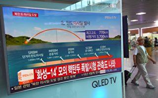美朝若爆發地面戰,專家警告,將會是一場血腥殺戮。(AFP PHOTO / JUNG Yeon-Je)