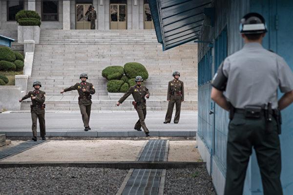 板門店33年來再傳槍響 朝鮮士兵投誠遭射傷