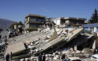 美国科学家表示,由于地球自转速度减缓,2018年强震或增至20起。图为2017年11月12日,伊朗与伊拉克边境发生规模7.3的强震。(SHWAN MOHAMMED / AFP)