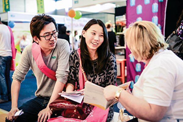 第26屆育兒博覽會(PBC Expo)雲集包括主要來自澳洲本土的大型孕嬰品牌,共120多個商家參與。在這裡可以優惠價格購買到知名品牌產品,還能從免費講座中學到很多實用的育兒知識。 (PBC Expo提供)