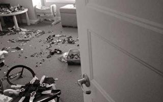 海蒂哈姆建议,不用太在意孩子繁乱的房间,应该花更多的时间在自己身上。