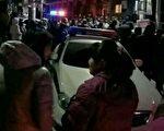 北京大興一場大火引發全市的地毯式大清查,民眾透露政府真正的目的是藉此清理外來人口。圖為順義區李橋鎮的南半壁店村。(受訪者提供)