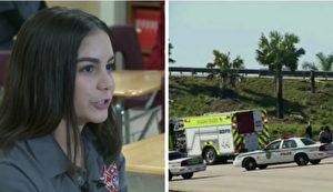 少女勵志成為救護員 一天遇可怕意外 她的抉擇令人感動