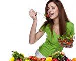 減肥一定要注意飲食均衡,最簡單的方法就是要「肉、飯、菜」俱全,但統統控制成「少量」。(Fotolia)