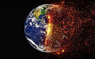 全球184个国家共1.5万名科学家11月13日发表第二版联合声明,指出地球因为人类行为正在走向彻底崩溃,呼吁人类应该马上采取行动。示意图(pixabay)