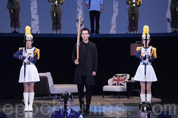全民大劇團「小三與小王」首演暨彩排記者會
