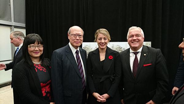 加拿大建共产受害者纪念碑 台湾捐2.5万美元