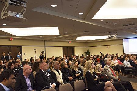 制止中共强摘器官研讨会圣地亚哥举行