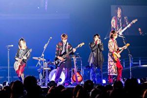 """日本乐团""""GLAY""""明年将迈入成军30周年,宣布将于明年3月17日于台北小巨蛋开唱。(相信音乐提供)"""