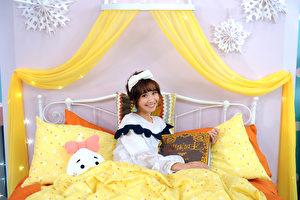 LuLu(黄路梓茵)圆梦推出首张个人专辑《美小鸭》,散播欢乐正面能量,最新MV《赖床公主》于今天(6日)在环球YouTube首播。(环球唱片提供)