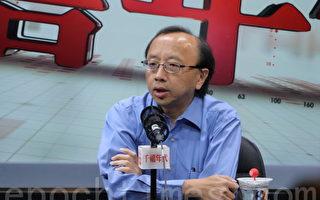港大法律學院首席講師張達明。(蔡雯文/大紀元)