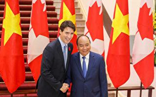 加拿大总理访问越南 建立全面伙伴关系