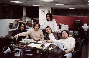 董事长乐团今年成团满20周年,将于12月24日晚上7点在台北Legacy Taipei开唱。(独一无二娱乐提供)
