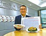 """消委会发现,多款受港人喜爱的小菜属有""""高盐高脂""""问题。(王文君/大纪元)"""