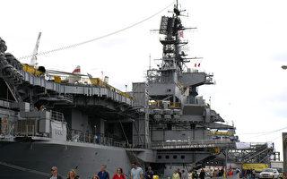 最受歡迎 中途島航母博物館全美排名第五