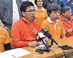 30歲的郭永健,當選新一任工黨主席。(工黨提供)
