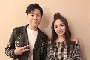 陈芳语(右)邀请到韦礼安(左)为自己写歌。(理响音乐提供)
