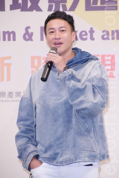新加坡影视展行前记者会