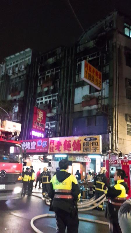 【快讯】台新北市出租套房火警 5死4命危