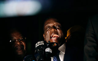 津巴布韋變天 姆南加瓦誓言帶來全面民主