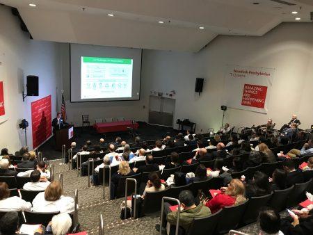 长老会皇后医院举办第一届医师交流研讨会。