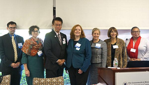 亞太裔權益論壇探討維權