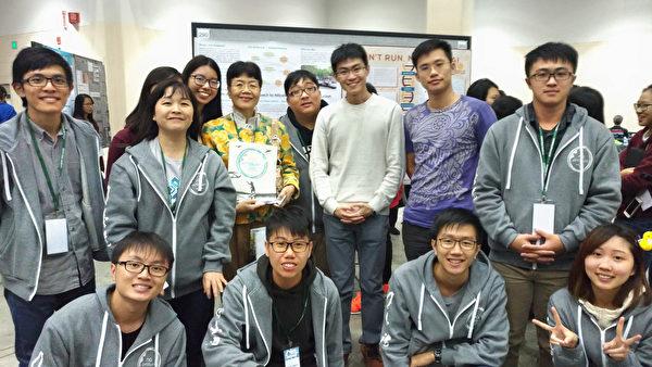 MIT iGEM竞赛台湾表现亮眼