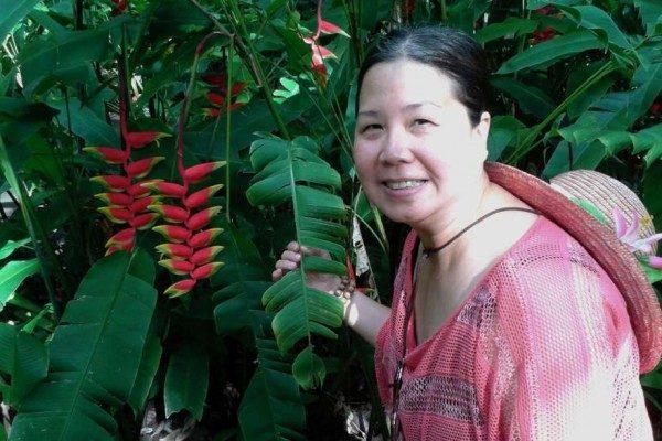 遭北京当局拘留一年多的美国华裔女商人潘婉芬,七月被控间谍罪,她的先生指中共试图掩盖有利她的证据。(Jeff Gillis提供)