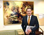 澳洲前自由黨參議員貝爾納迪(Cory Bernardi)創立了澳洲保守黨。 (MARK GRAHAM/AFP/Getty Images)
