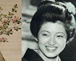 左:杨贵妃画像;右:山口百惠《伊豆的舞女》剧照(公有领域/大纪元合成)