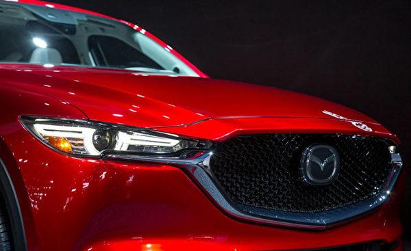 Mazda第二代CX-5。(Mazda提供)