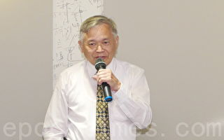 助中國民主化 學者:台灣最大保障