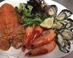 Brooklyn 河边最新鲜的食材(Brooklyn Lifeboat Seafood 提供)