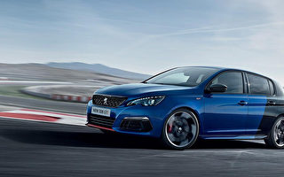 掀背爱好者法式大餐:2018 Peugeot 308GTi