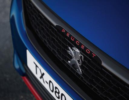 2018 Peugeot 308 GTi。(Peugeot提供)