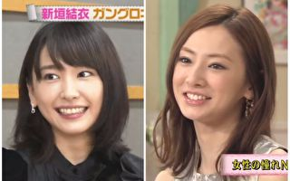 日本女性最向往的艺人脸蛋 前10名是?
