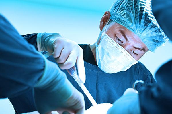 一旦确诊早期肝癌,如果患者的肝形态和功能尚好,手术将是一个主要治疗方法。(shutterstock)