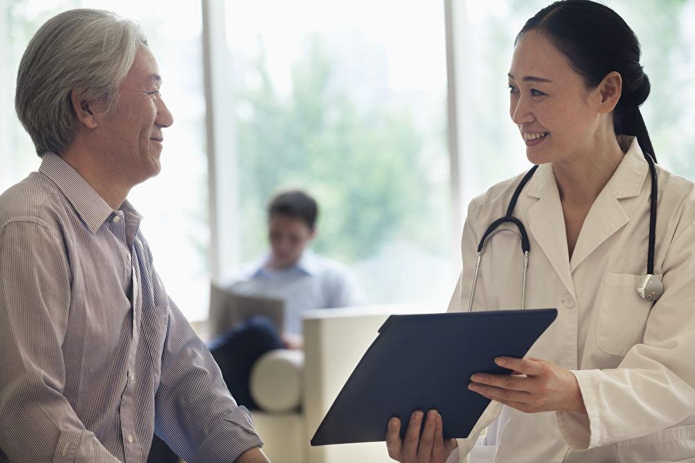 在筛检普及的国家,大多数肝癌病人在早期阶段发现,从而得到及时治疗。(shutterstock)