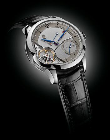 擺輪腕錶(Greubel Forsey品牌提供)