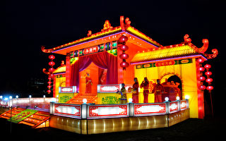 PNE大型灯会迎中国新年