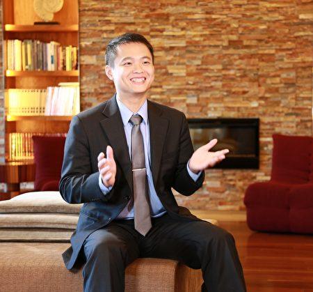 找房達人蔡佳宏:房仲賣的是真心為您著想!(圖:信任房屋提供)
