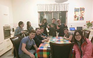 以色列行动学习透过Homestay,与当地人做深度交流。(人文无学籍行动高中提供)