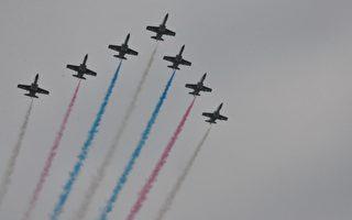 空军新竹营区25日开放参观 战机操演精彩登场