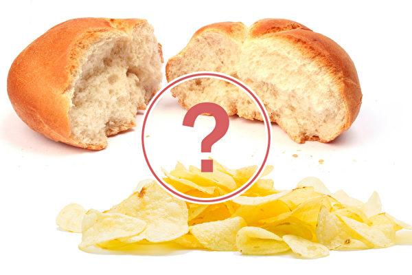 面包变干变硬、薯片变潮软,怎么办?(Shutterstock)